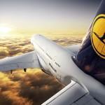 lufthansa-самолет