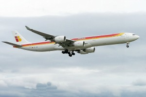 Iberia ckeck-in