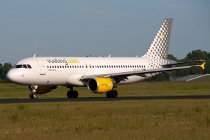 Vueling ckeck-in