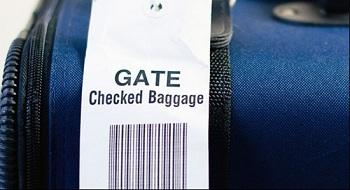 багаж в самолета