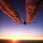 полети при глобално затопляне