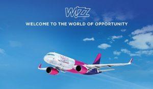 wizz air самолетни билети от варна
